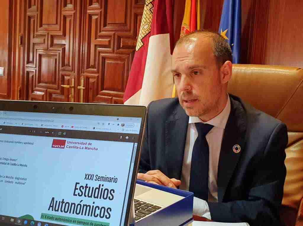 """Bellido aseguró que el modelo autonómico pasó el examen ante """"el desafío de la pandemia"""" 1"""