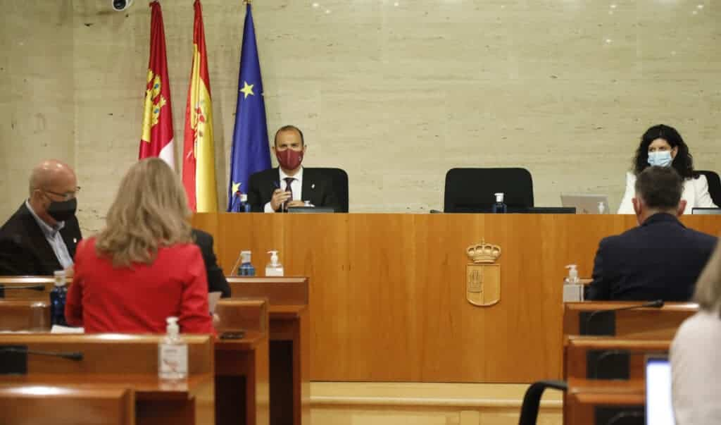 En el Pleno del jueves nombrarán a Sánchez Navarro por designación autonómica 3
