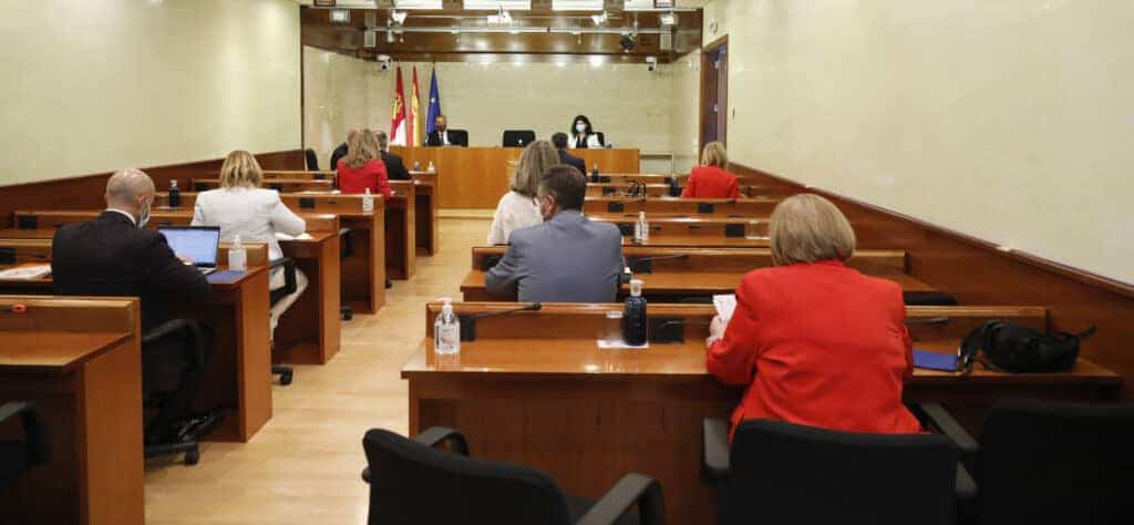 En el Pleno del jueves nombrarán a Sánchez Navarro por designación autonómica 2
