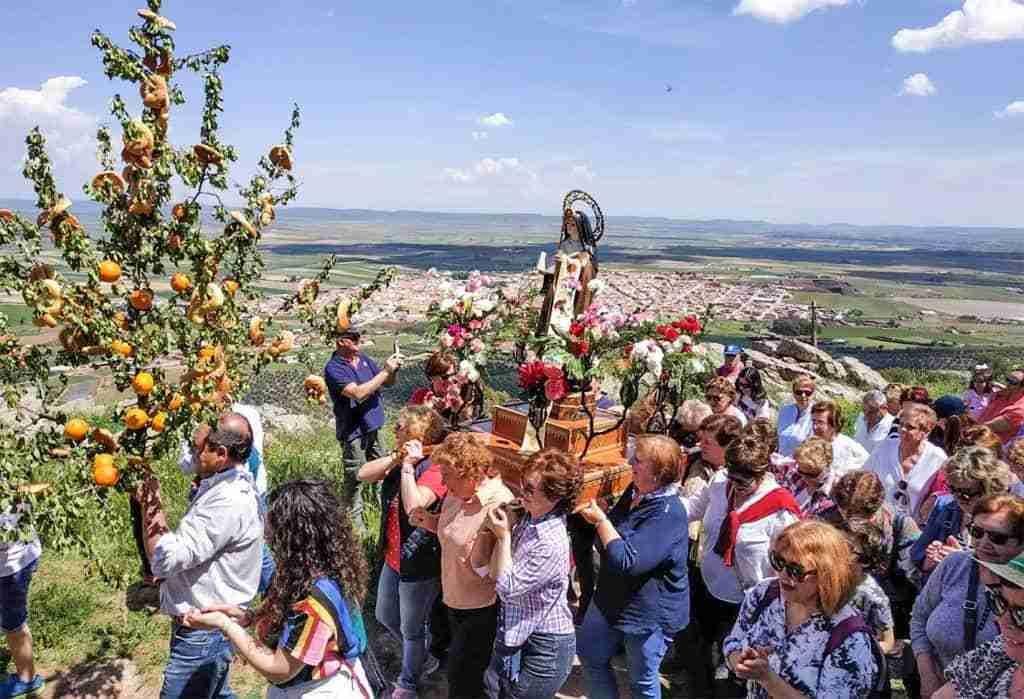 Se cancelan las romerías de mayo que jalonan el amplio término municipal de Almodóvar del Campo 1