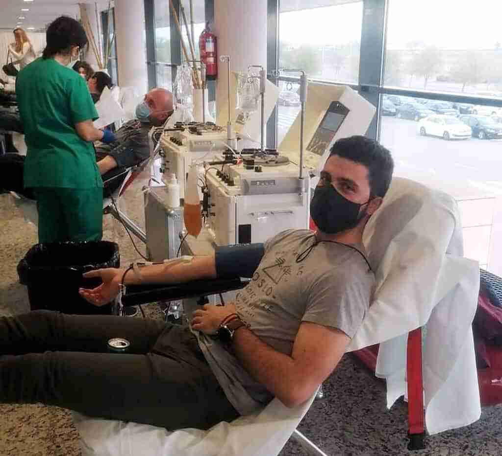El Hospital General de Tomelloso batió el récord y obtuvo 748 donaciones de sangre y 39 de plasma en cinco días 2