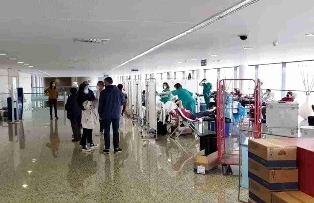 El Hospital General de Tomelloso batió el récord y obtuvo 748 donaciones de sangre y 39 de plasma en cinco días 1