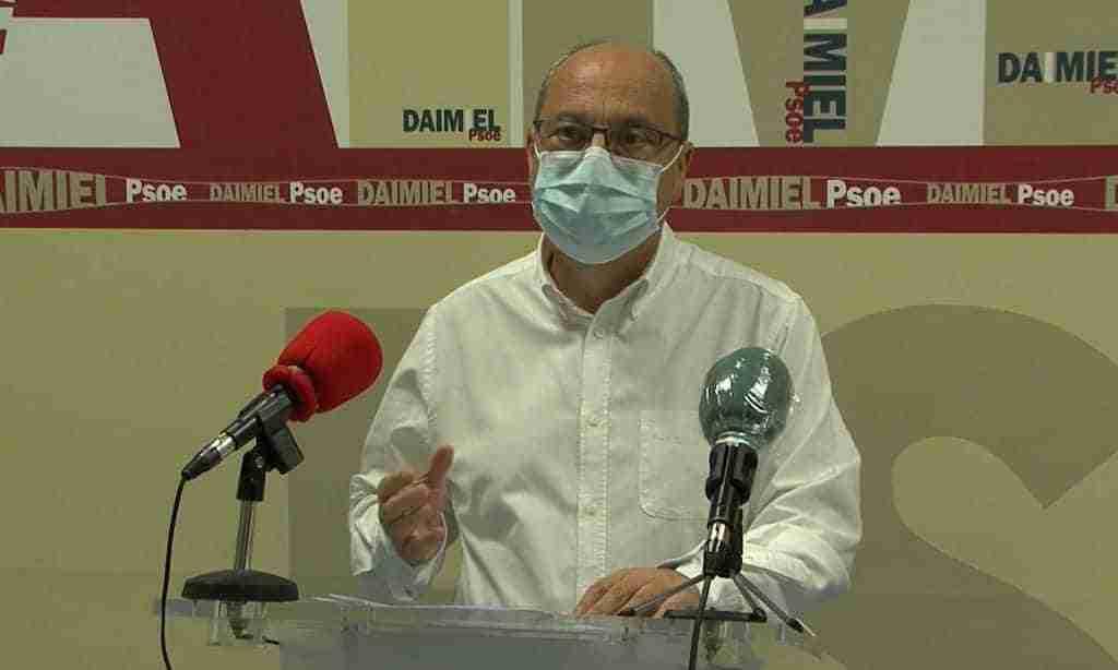 """El grupo socialista de Daimiel recuerda al equipo de Gobierno que """"después de 10 años al frente, no puede culpar al anterior equipo, de su mala gestión"""" 1"""