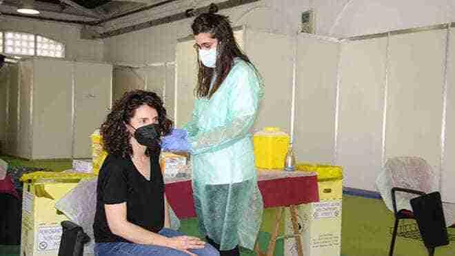 Deficiencias en el proceso de vacunación del profesorado de Castilla-La Mancha 1