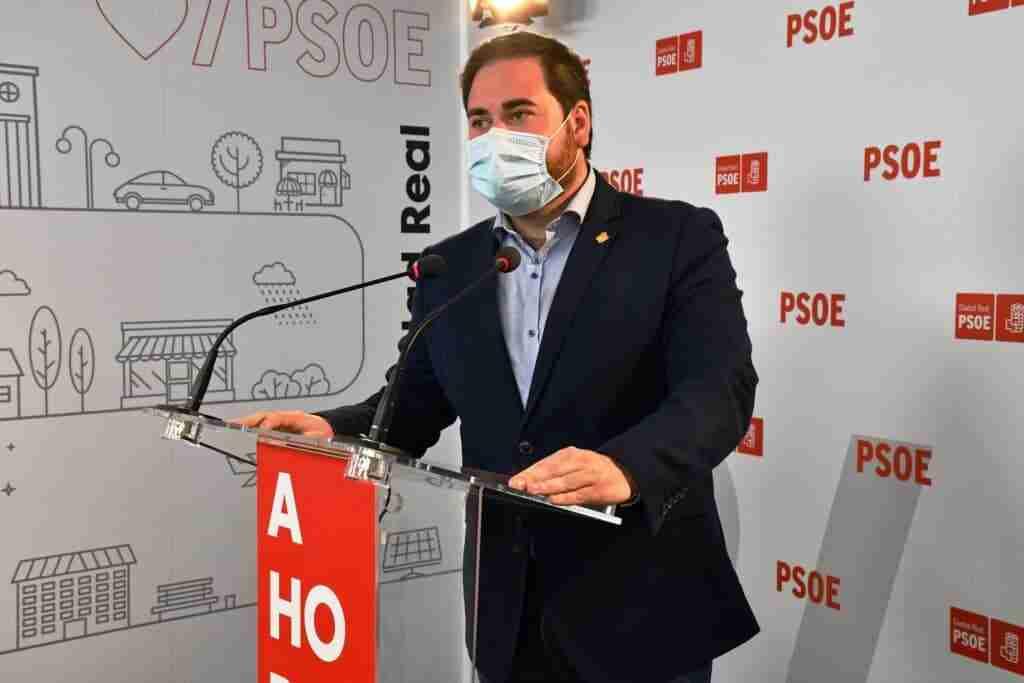 """Pablo Camacho: """"Con seriedad, coordinación y prudencia Castilla-La Mancha ha superado las 500.000 dosis de vacunas administradas"""" 1"""