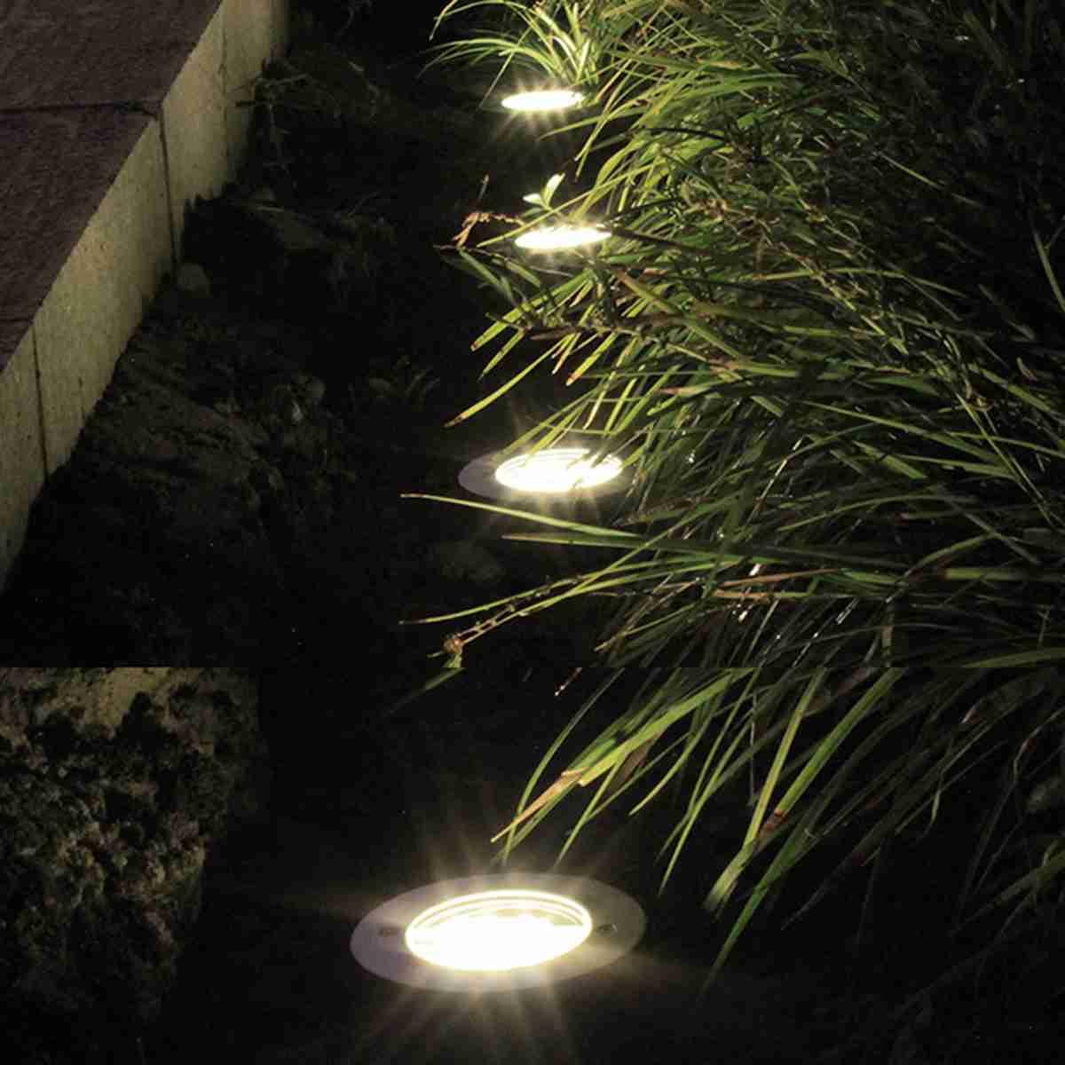 Luces solares para iluminar los espacios exteriores 29