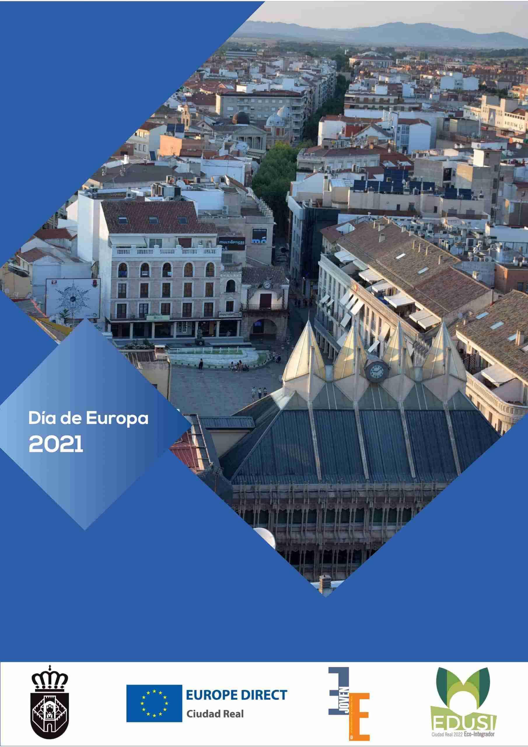 Ciudad Real conmemora el Día de Europa con varias actividades culturales y educativas 5