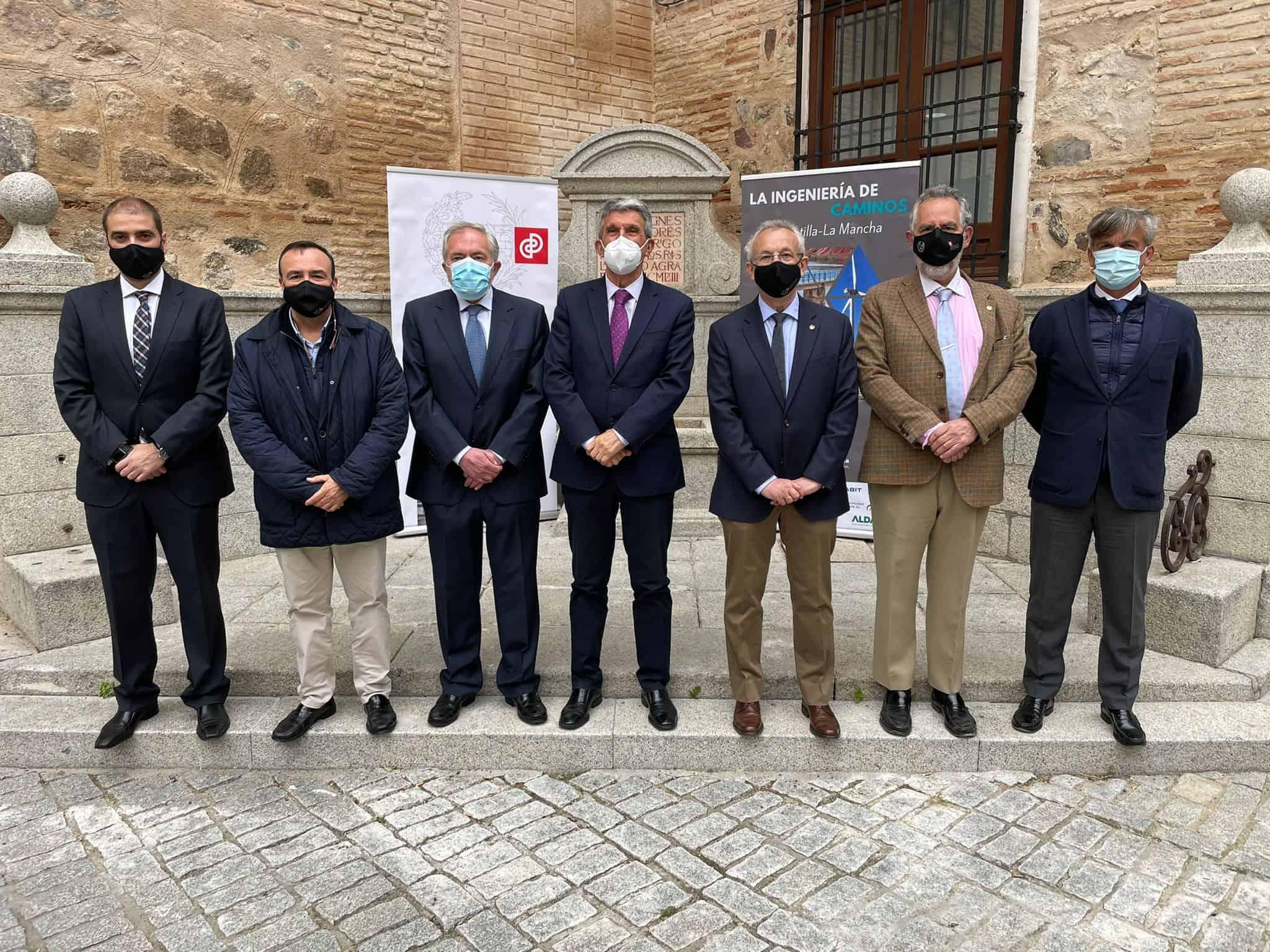 El Colegio de Ingenieros de Caminos inaugura en Toledo una exposición que recorre la aportación de la ingeniería a la sociedad castellano-manchega 4
