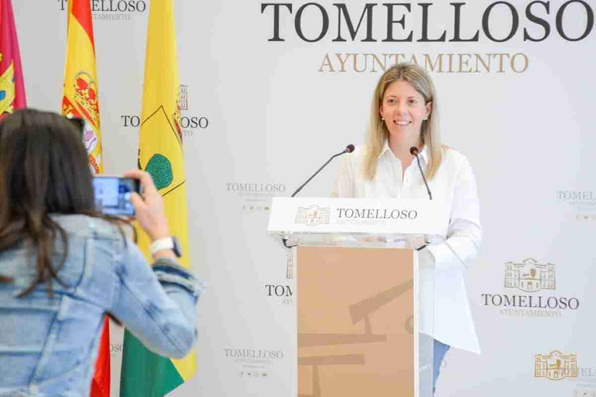 alcaldesa tomelloso informa proyectos edusi y otros aprobados