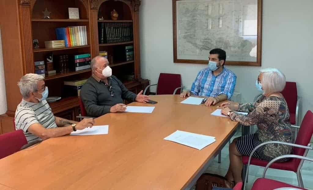 El grupo socialista de Brazatortas valora positivamente la aprobación, por la Diputación, de la I fase de las obras de la carretera hacia Cabezarrubias del Puerto 1