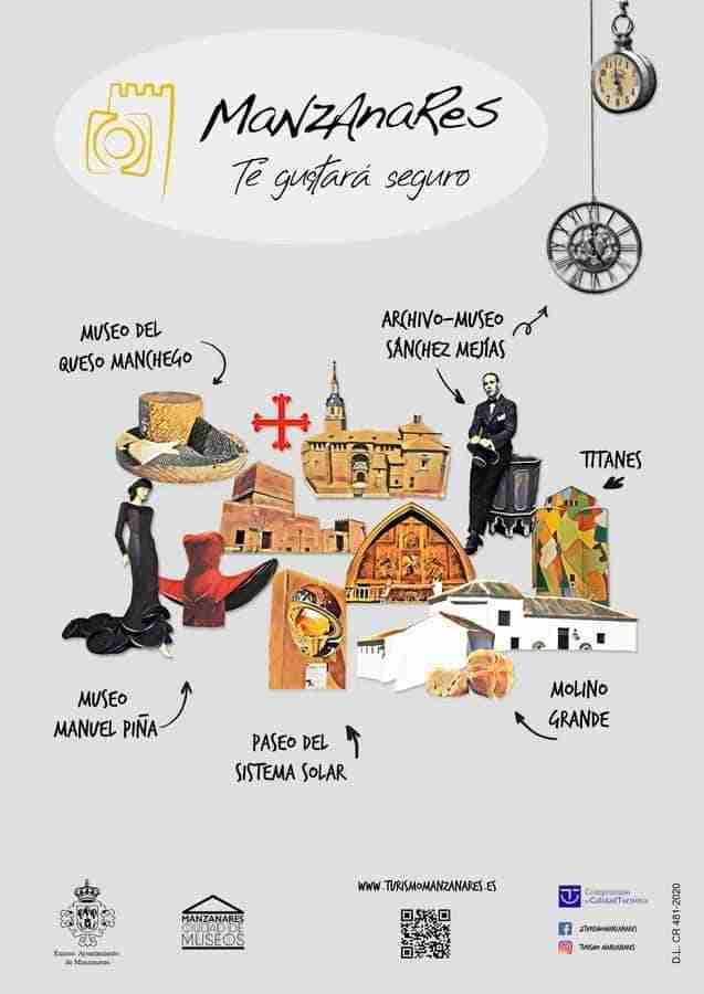 """Nace el pasaporte cultural """"Museos de Manzanares"""" 3"""