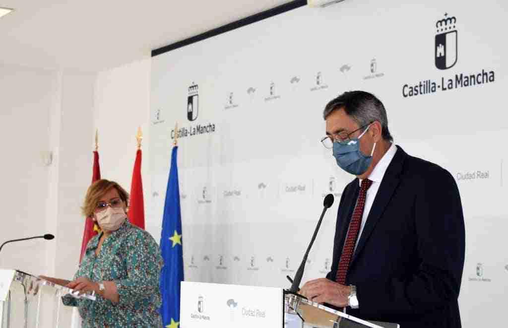 El Gobierno regional invertirá 21,1 millones en 171 actuaciones en centros educativos en la provincia de Ciudad Real 4