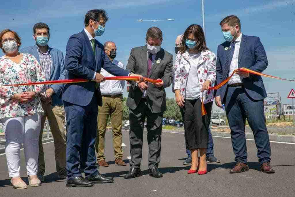 El presidente García-Page augura un 2022 importante para Ciudad Real con el Centro Regional de Folclore y la Ciudad Administrativa 4
