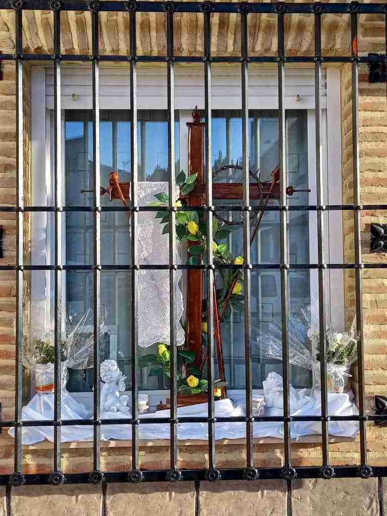 Resurgieron fuertemente las Cruces de Mayo en Carrizosa con un centenar expuestas en tres días 10