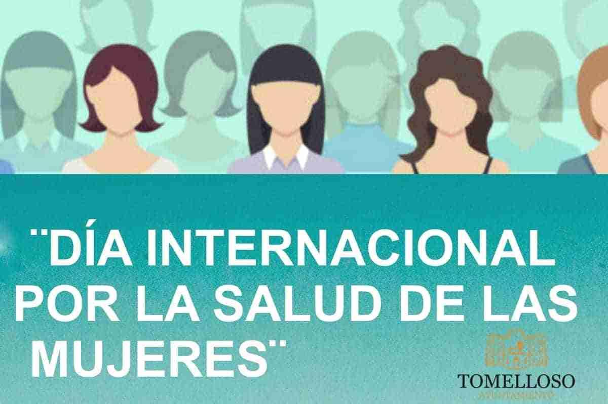 dia internacional de accion por la salud de las mujeres tomelloso ciudad real