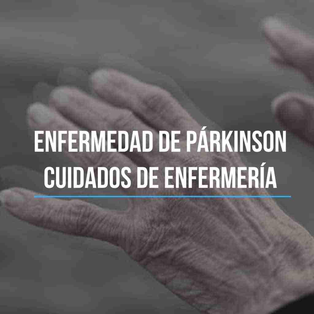 La intervención de enfermería neurológica ayuda a un mejor manejo de los síntomas del Parkinson 1