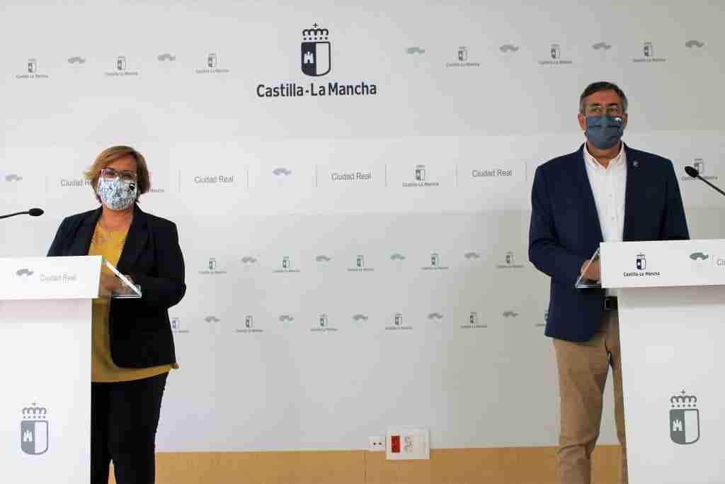 El Gobierno de Castilla-La Mancha renueva su apuesta por la Formación Profesional con nuevos ciclos y cursos de especialización en Ciudad Real 1