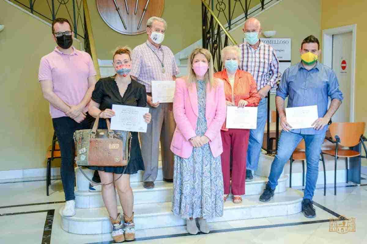 ganadores concurso cruces de mayo tomelloso