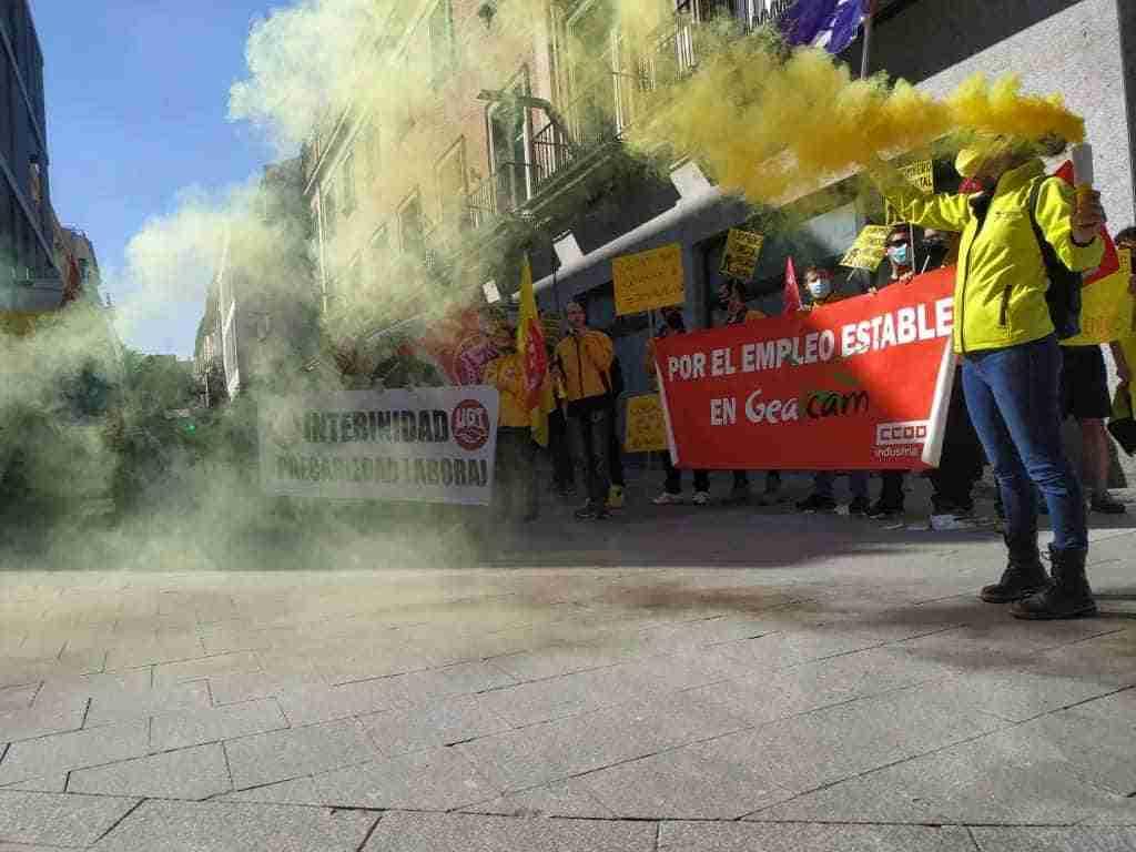 Geacam echa leña al fuego: filtran de oficio que en verano recortarán aún más la campaña de extinción de incendios 5