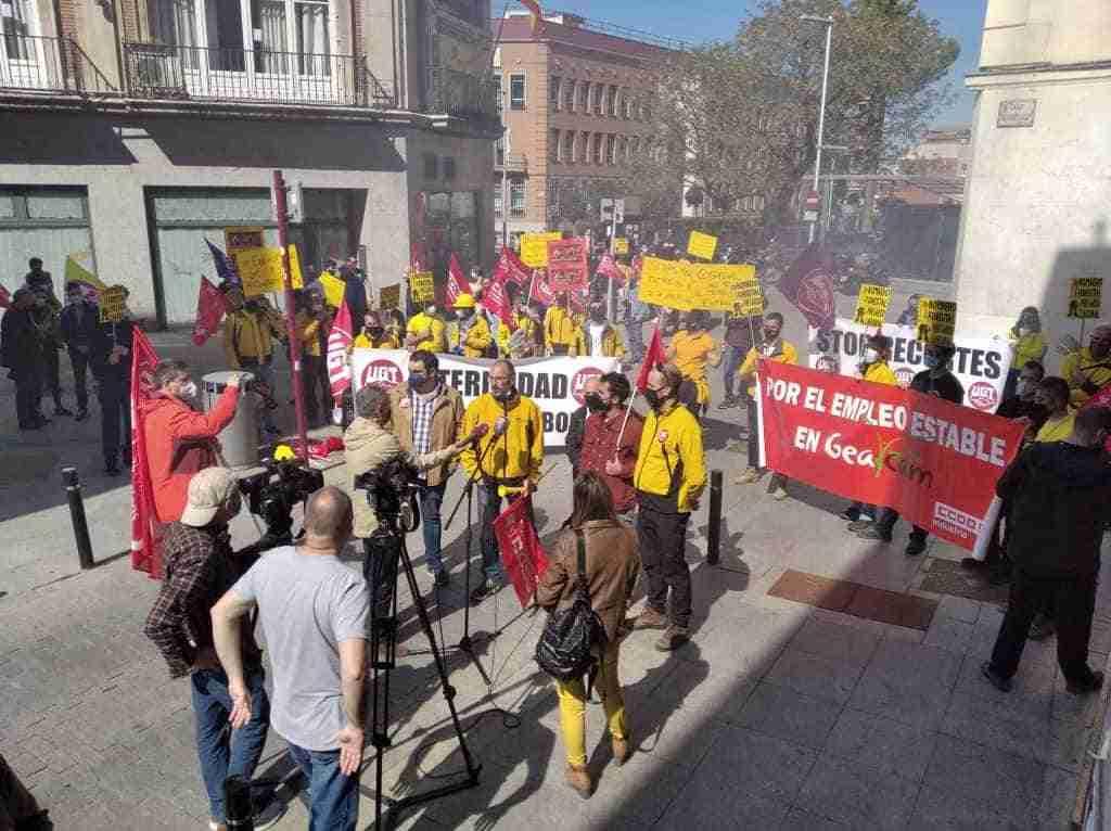 Geacam echa leña al fuego: filtran de oficio que en verano recortarán aún más la campaña de extinción de incendios 7