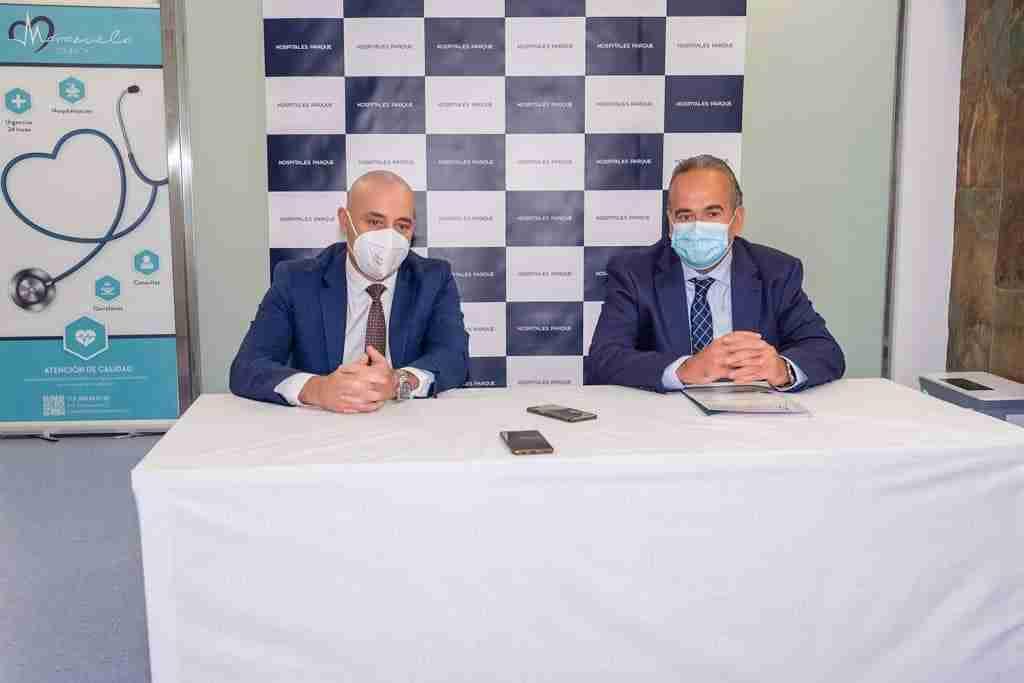 Clínica Marazuela ahora forma parte del Grupo Hospitales Parque 2