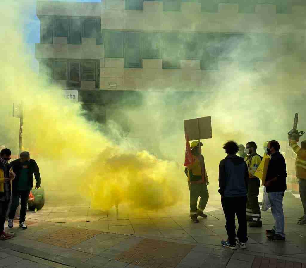 Comienzan las huelgas de Geacam en Guadalajara con un seguimiento casi unánime 8