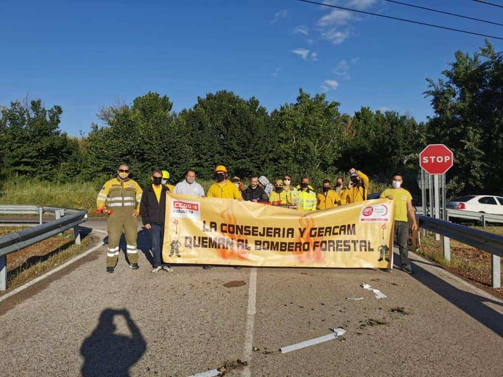 Comienzan las huelgas de Geacam en Guadalajara con un seguimiento casi unánime 7