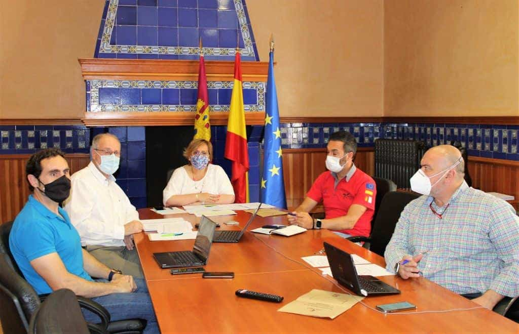 El Gobierno regional destina 21 millones de euros para prevención y extinción de incendios en la provincia de Ciudad Real 1