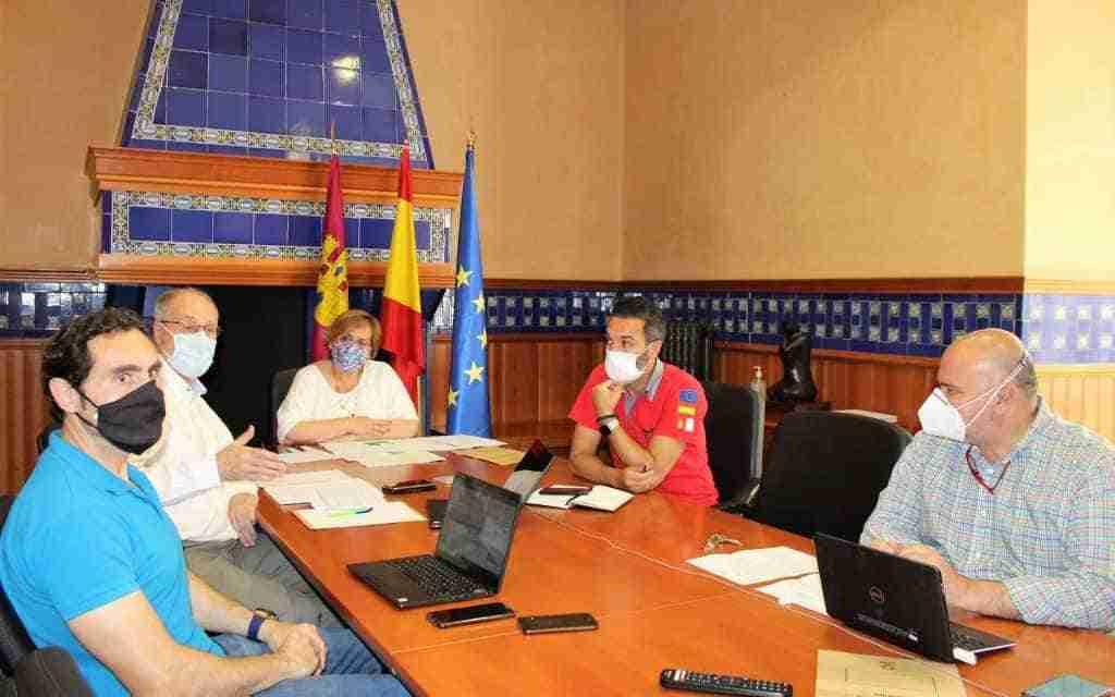 El Gobierno regional destina 21 millones de euros para prevención y extinción de incendios en la provincia de Ciudad Real 4