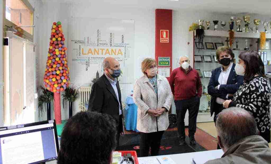 Gracias a las subvenciones del Gobierno regional, Lantana contrata a seis trabajadores para sus proyectos de inclusión 6