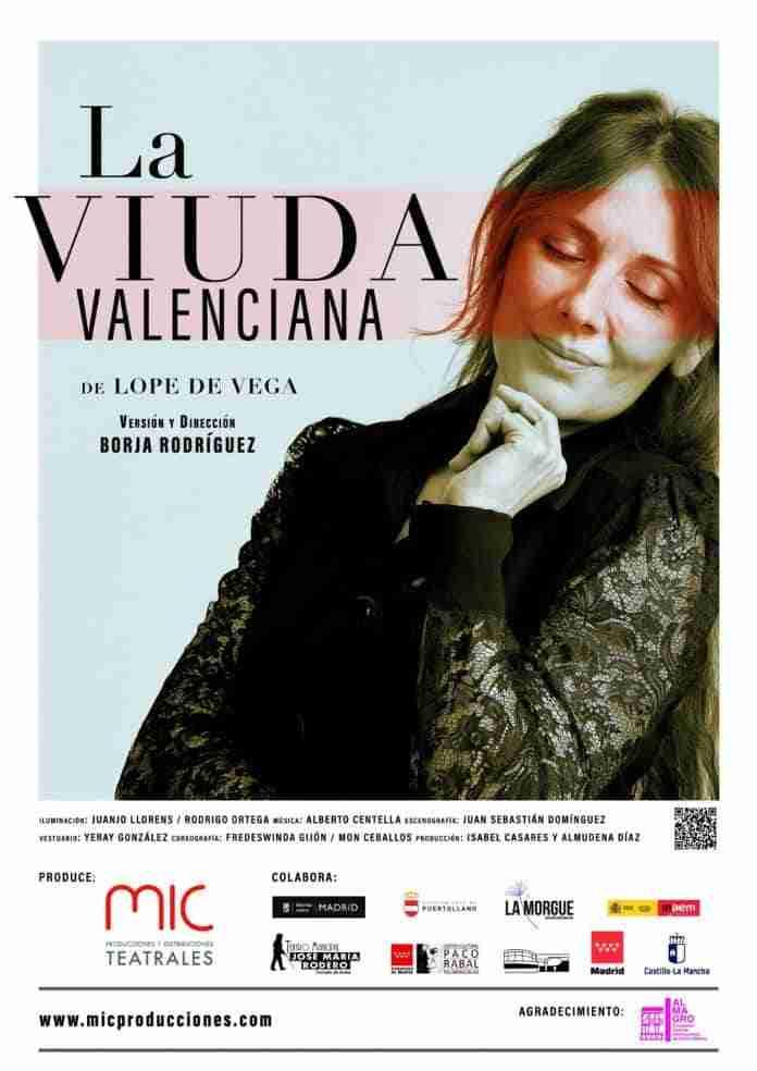 la viuda valenciana de lope de vega en puertollano