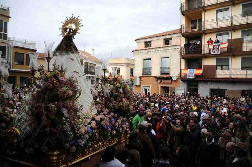 Villarta de San Juan por primera vez participará de FITUR mostrando la festividad de Las Paces 1