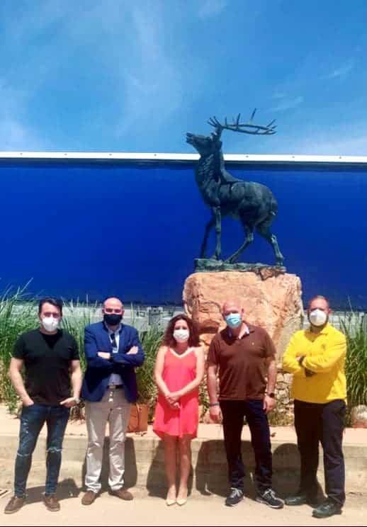 El grupo socialista de Villanueva de la Fuente mantuvo un encuentro con el Delegado provincial de Sanidad con eje central en la pandemia 1