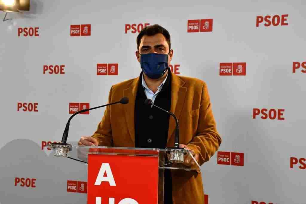 """PSOE Malagón: """"Adrián Fernández se niega a emitir los últimos Plenos por la radio, para esconder su negligente comportamiento en la pandemia"""" 1"""