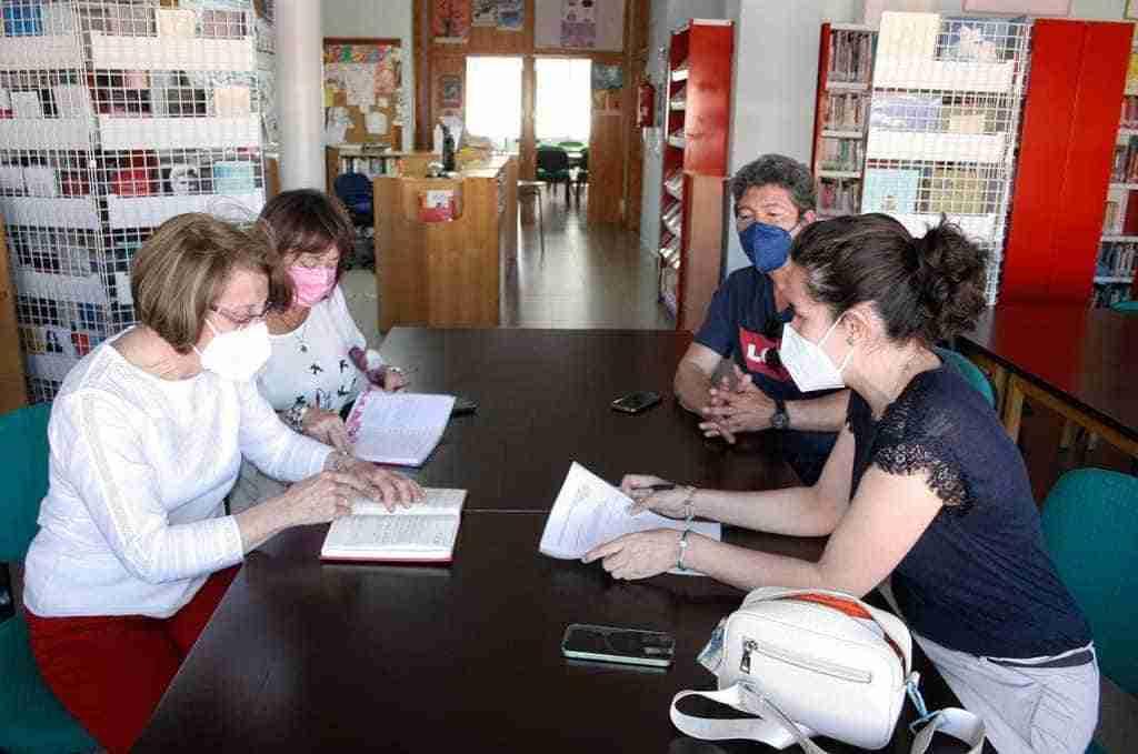 Últimas modificaciones para la celebración del XII Encuentro Oretania de Poetas 'Palabras al campo' en Calzada de Calatrava 2