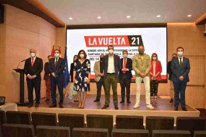 presentacion vuelta ciclista a espana