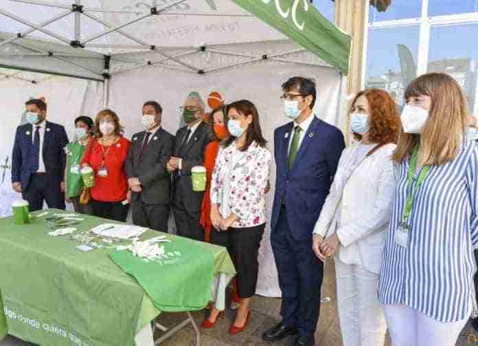 representantes politicos en la cuestacion de ciudad real