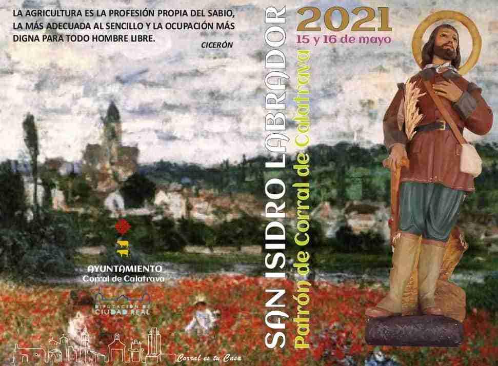 La localidad de Corral de Calatrava va a festejar, pero con restricciones, al patrón San Isidro Labrador 1