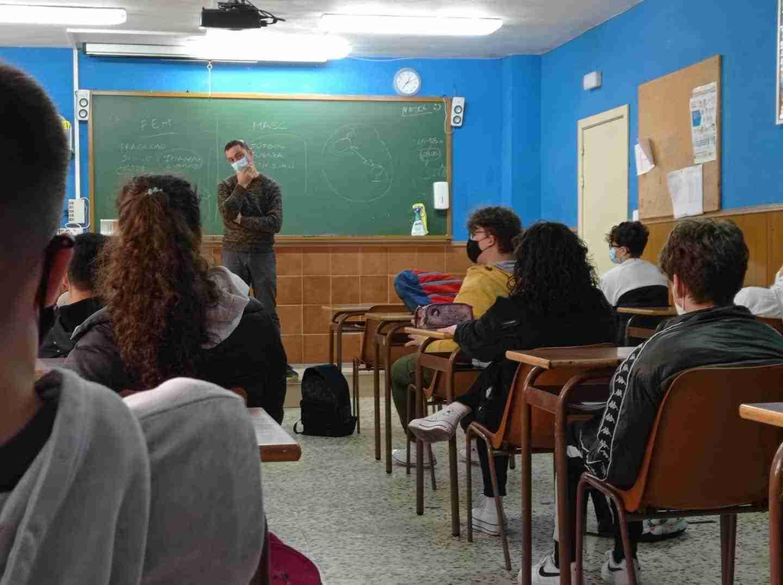 """Talleres sobre """"Nuevas Masculinidades"""" para los alumnos de 4º ESO y 1º Bachillerato en Herencia 6"""