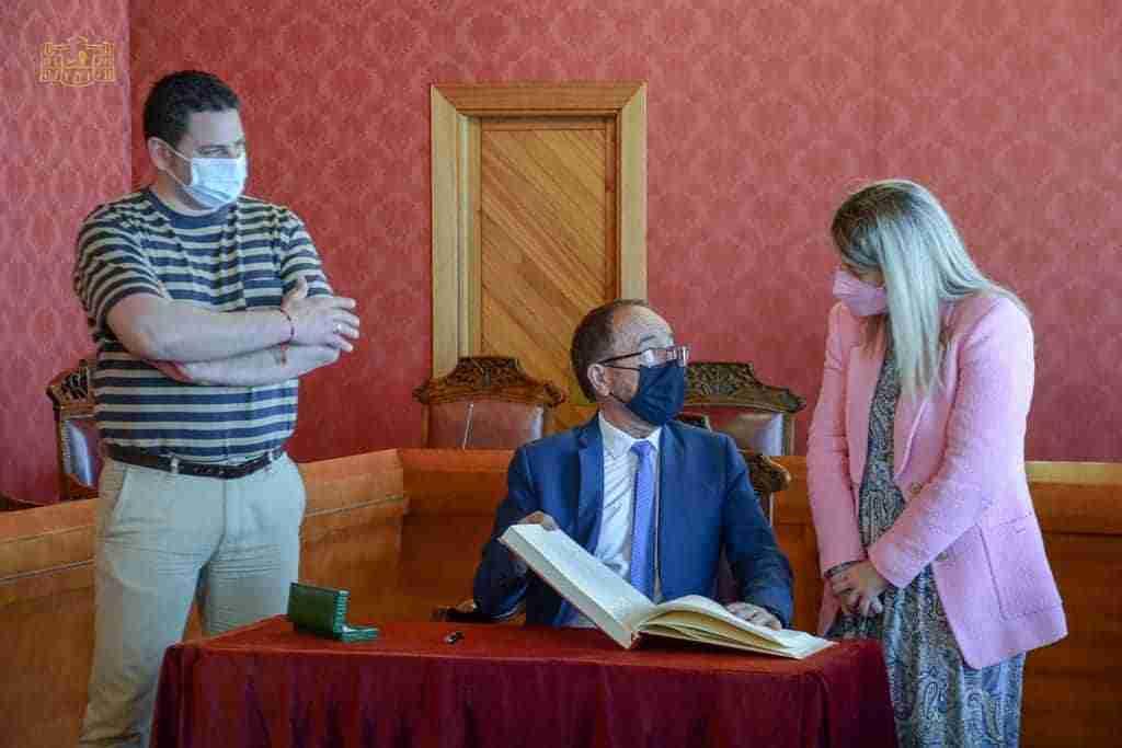 Tomelloso recibe al Embajador de España ante la UNESCO en su visita a la localidad 3