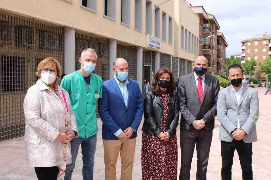 El Gobierno regional avanza en la vacunación contra COVID-19 en mayores de 50 años en la provincia de Ciudad Real 5