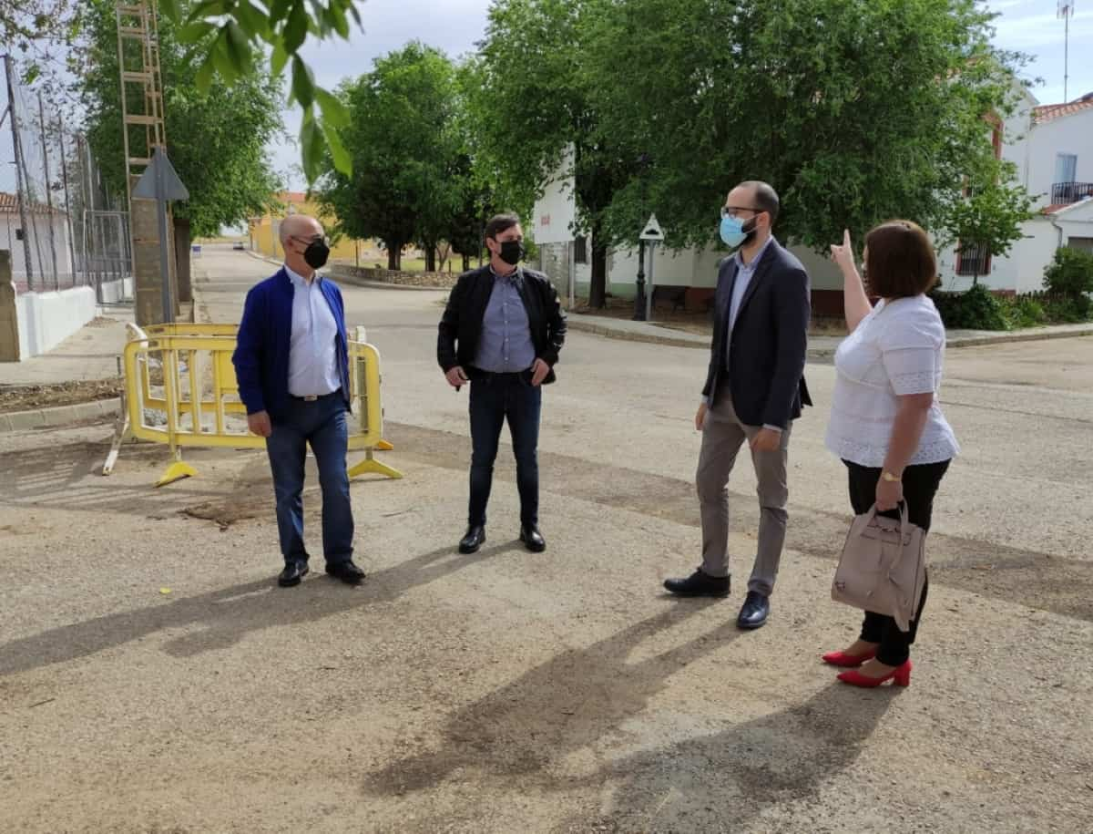 visita vicepresidente albacete el ballestero