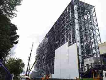 AR Racking completa el nuevo almacén autoportante de García Baquero 18