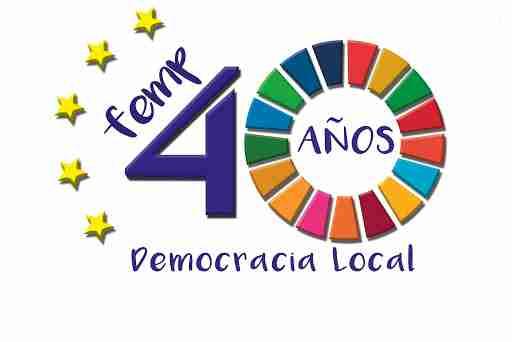 Logo FEMP 40 AÑOS