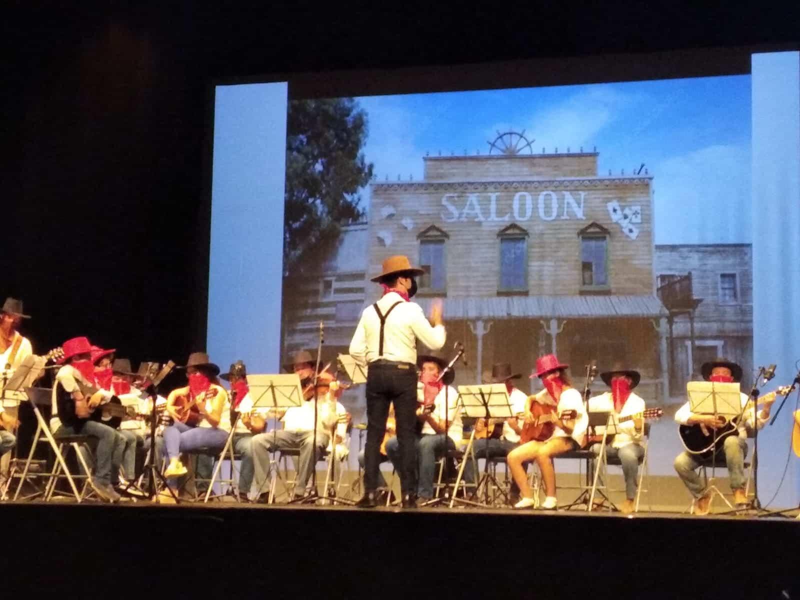 Los concejales del PP de Alcázar reconocen la iniciativa cultural, musical y artística en valores 4