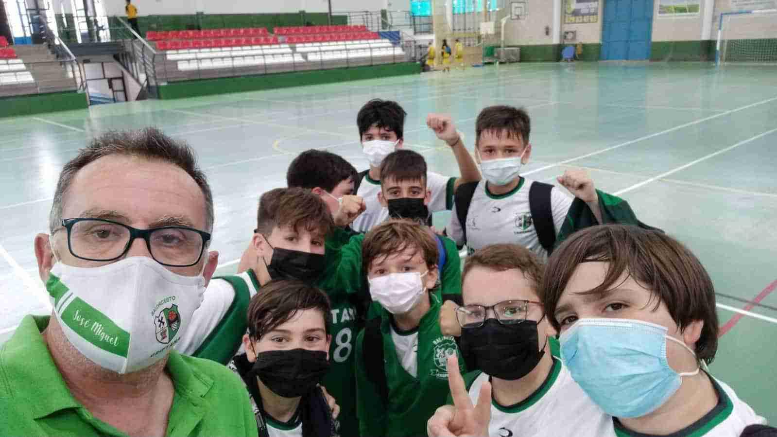 Los equipos cadetes masculino y femenino de Campo de Criptana se proclaman campeones de baloncesto de Castilla La Mancha 11