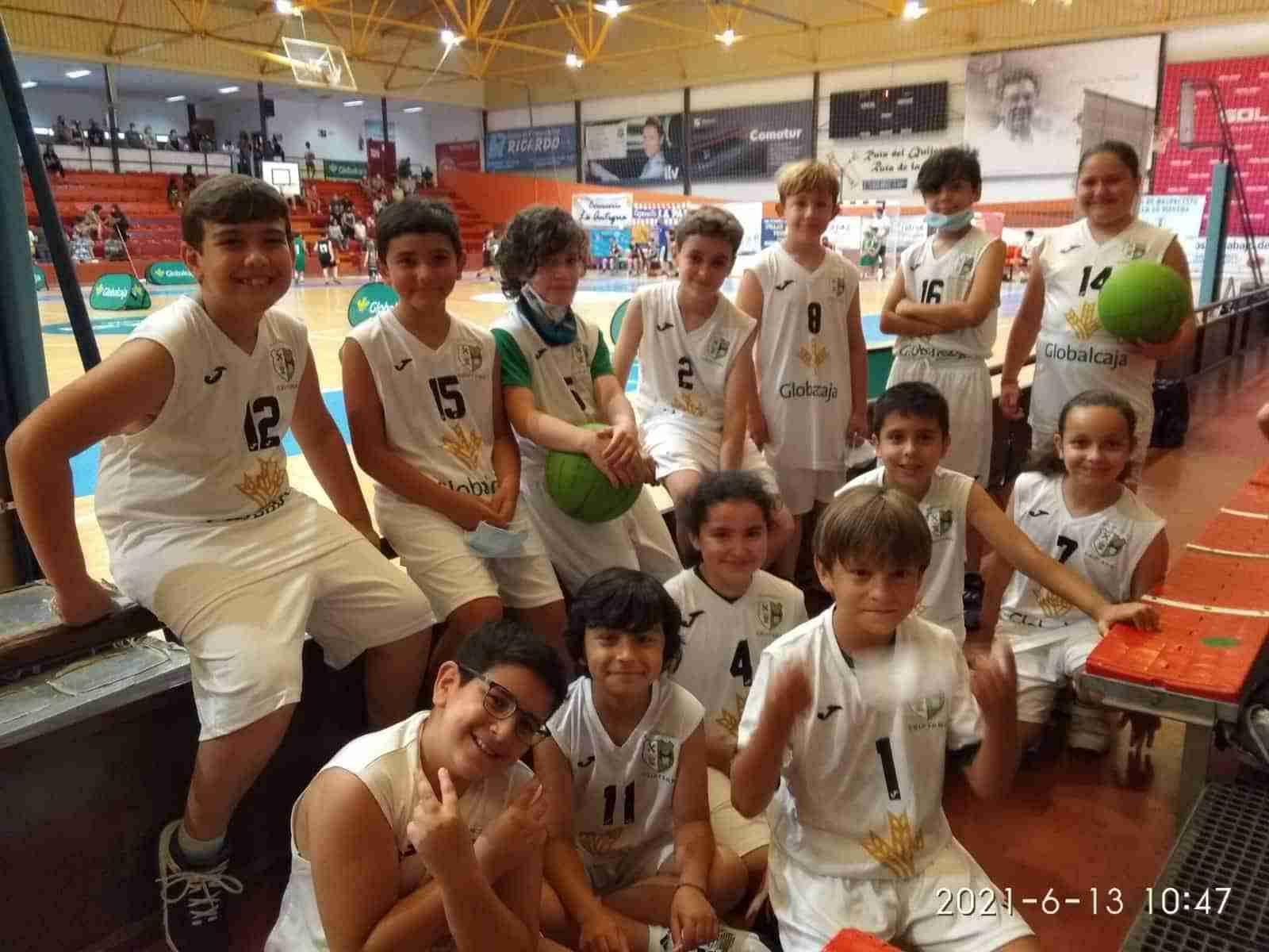 Nuevo fin de semana cargado de éxitos para el Baloncesto Criptana 7