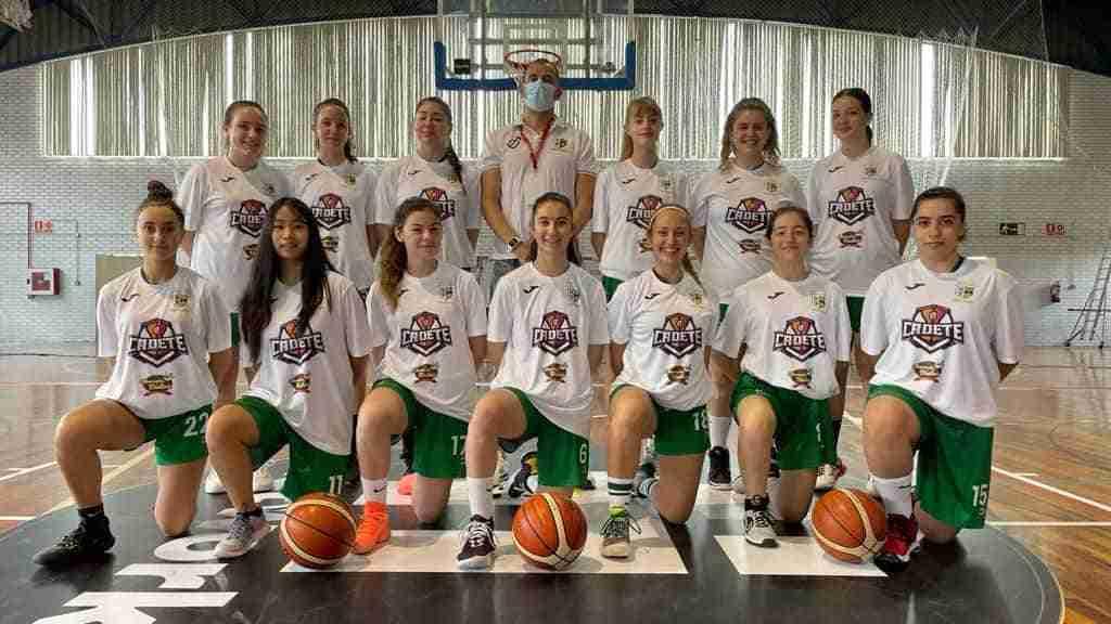Los dos equipos cadetes del Baloncesto Criptana participaron en los campeonatos de España 6