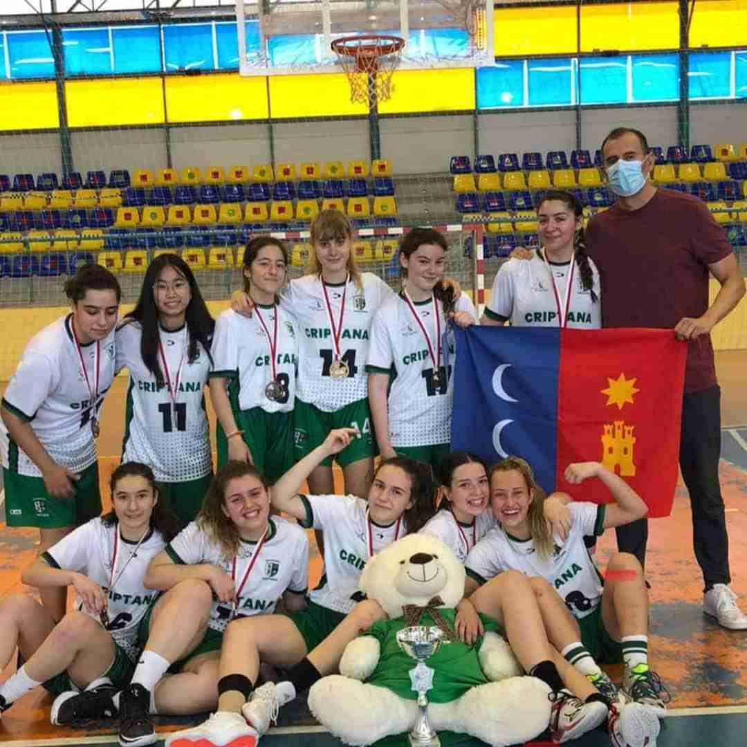 Los equipos cadetes masculino y femenino de Campo de Criptana se proclaman campeones de baloncesto de Castilla La Mancha 9