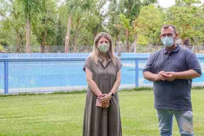 abre piscina municipal de tomelloso